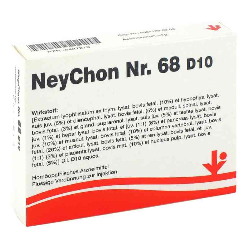 Neychon Nummer 6 8 D10 Ampullen  bei Apotheke.de bestellen