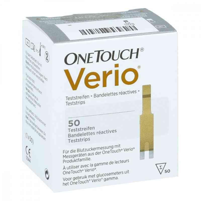 One Touch Verio Teststreifen  bei Apotheke.de bestellen