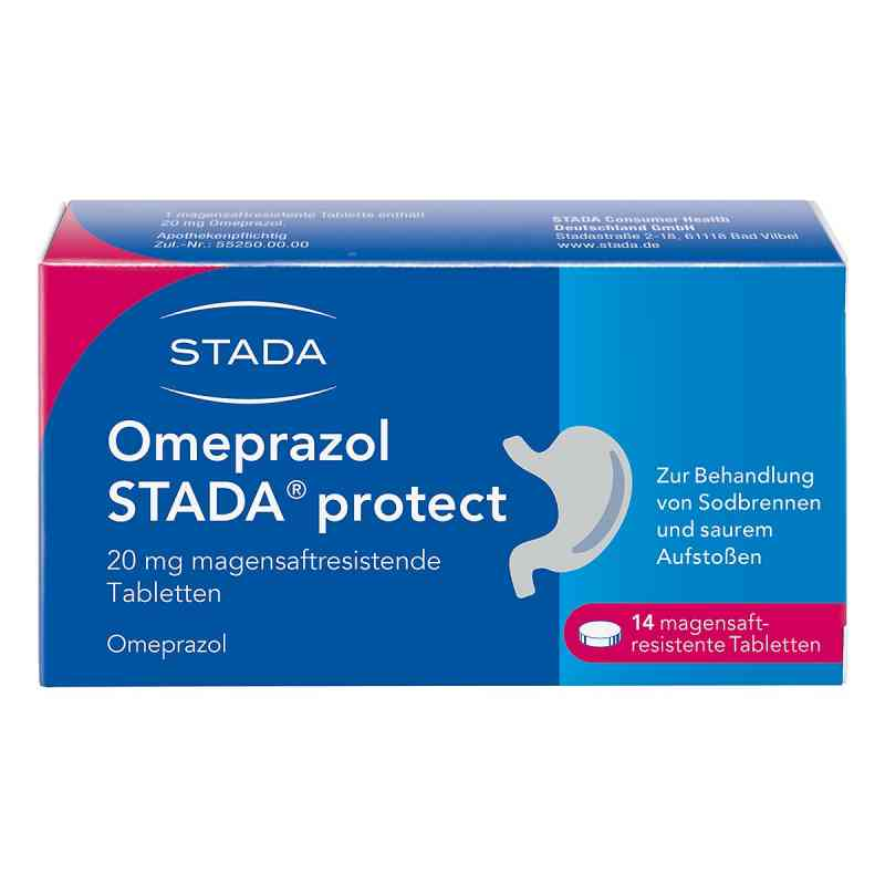 Omeprazol STADA protect 20mg  bei Apotheke.de bestellen