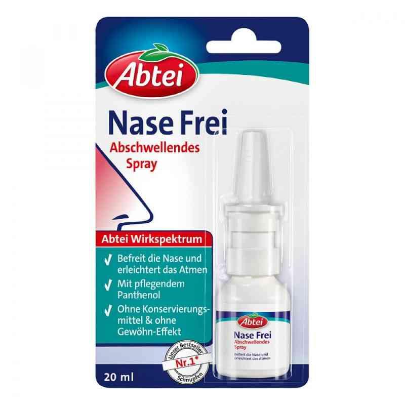 Abtei Nase Frei abschwellendes Spray  bei Apotheke.de bestellen