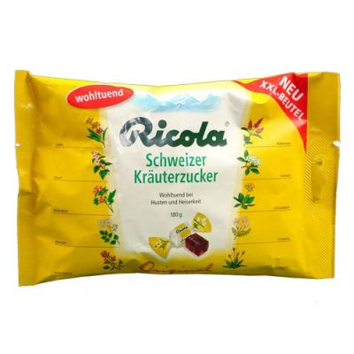 Ricola mit Z. Schweizer Kräuterzucker Xxl Bonbons