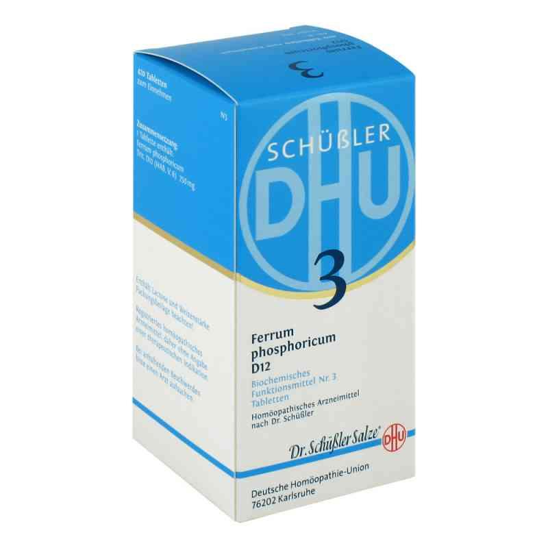 Biochemie DHU Schüßler Salz Nummer 3 Ferrum phosphoricum D12  bei Apotheke.de bestellen
