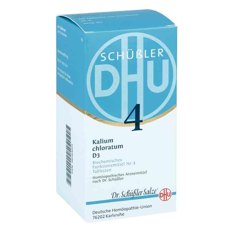 Biochemie Dhu 4 Kalium chlorat. D3 Tabletten  bei Apotheke.de bestellen