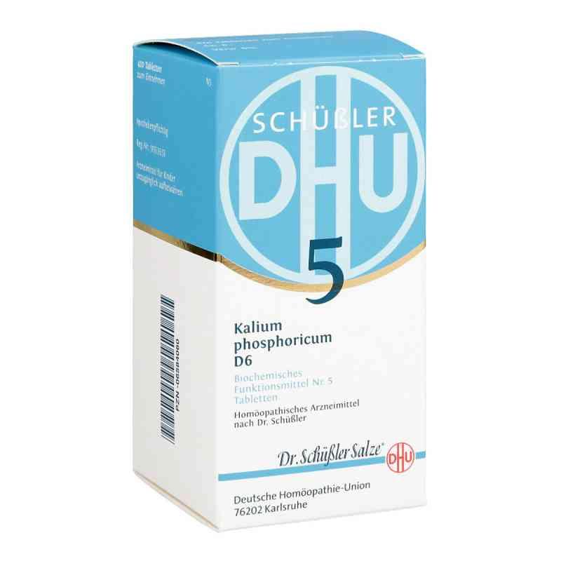 Biochemie DHU Schüßler Salz Nummer 5 Kalium phosphoricum D6  bei Apotheke.de bestellen