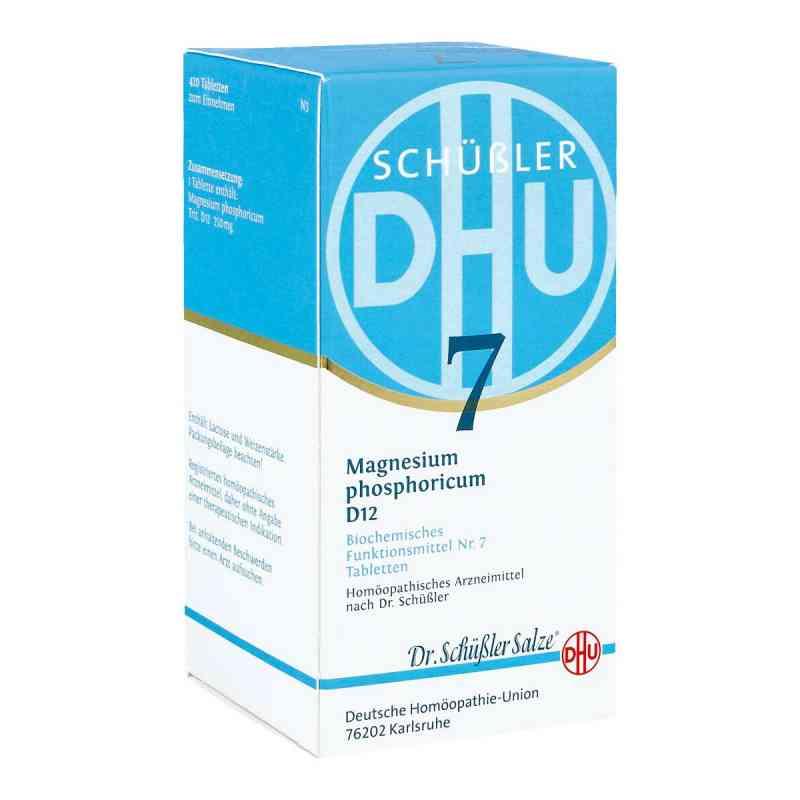 Biochemie Dhu 7 Magnesium phosphoricum D12 Tabletten  bei Apotheke.de bestellen