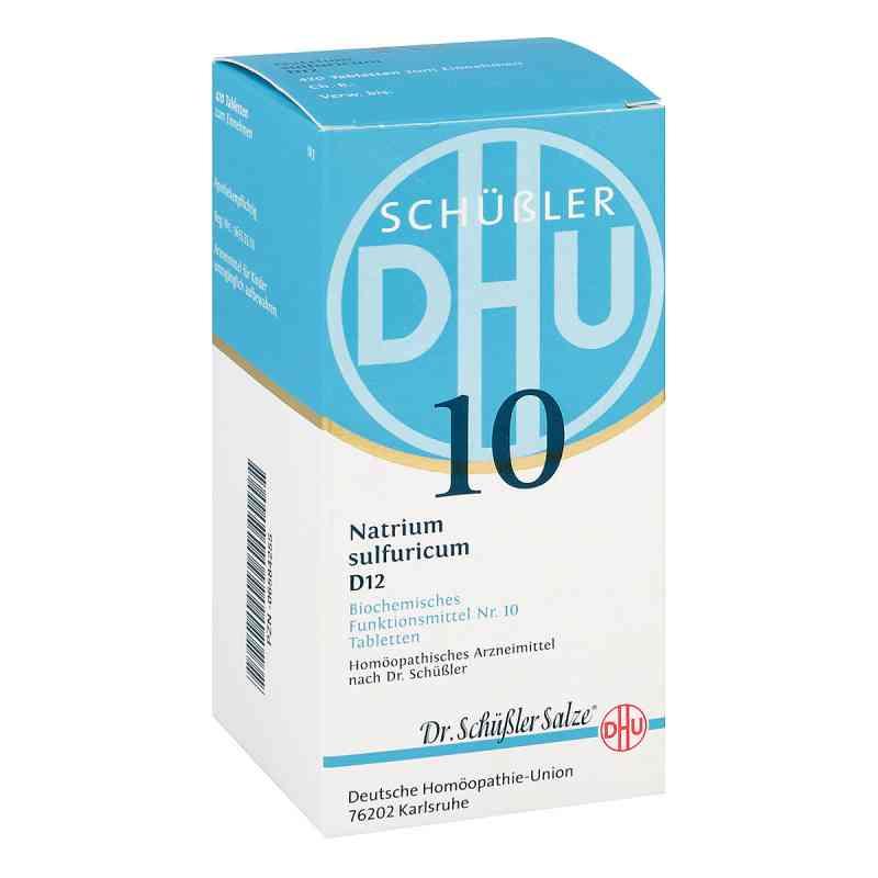 Biochemie Dhu 10 Natrium Sulfur D12 Tabletten  bei Apotheke.de bestellen