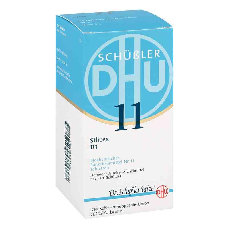 Biochemie Dhu 11 Silicea D3 Tabletten  bei Apotheke.de bestellen