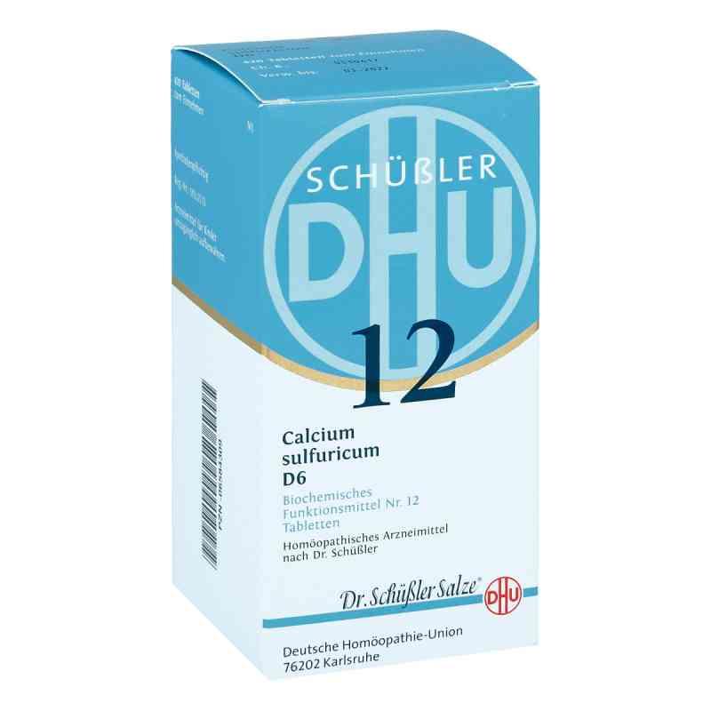 Biochemie DHU Schüßler Salz Nummer 12 Calcium sulfuricum D6  bei Apotheke.de bestellen
