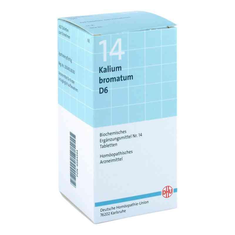 Biochemie Dhu 14 Kalium bromatum D6 Tabletten  bei Apotheke.de bestellen