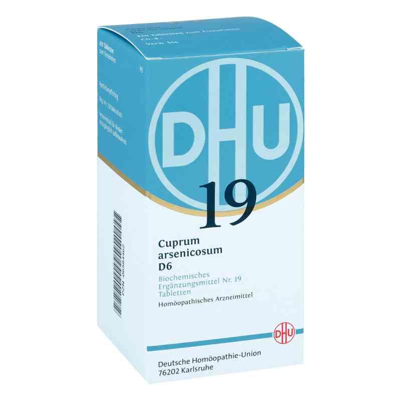 Biochemie Dhu 19 Cuprum arsenicosum D6 Tabletten  bei Apotheke.de bestellen