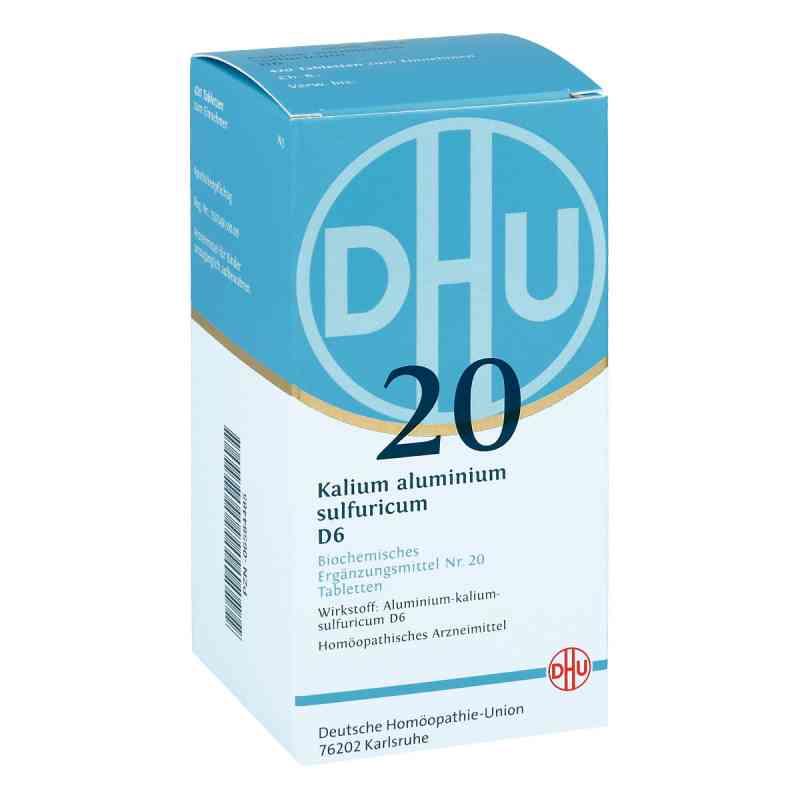 Biochemie Dhu 20 Kalium alum.sulfur. D6 Tabletten  bei Apotheke.de bestellen