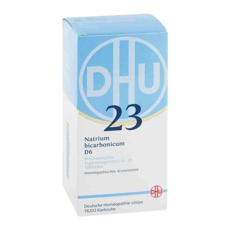 Biochemie Dhu 23 Natrium bicarbonicum D6 Tabletten  bei Apotheke.de bestellen