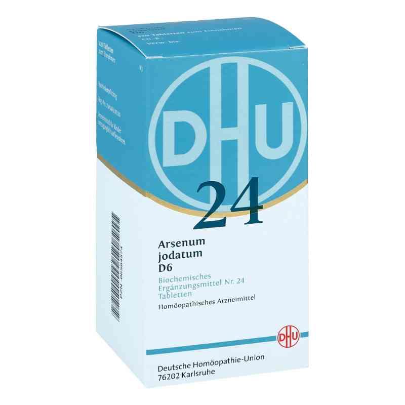 Biochemie Dhu 24 Arsenum jodatum D6 Tabletten  bei Apotheke.de bestellen