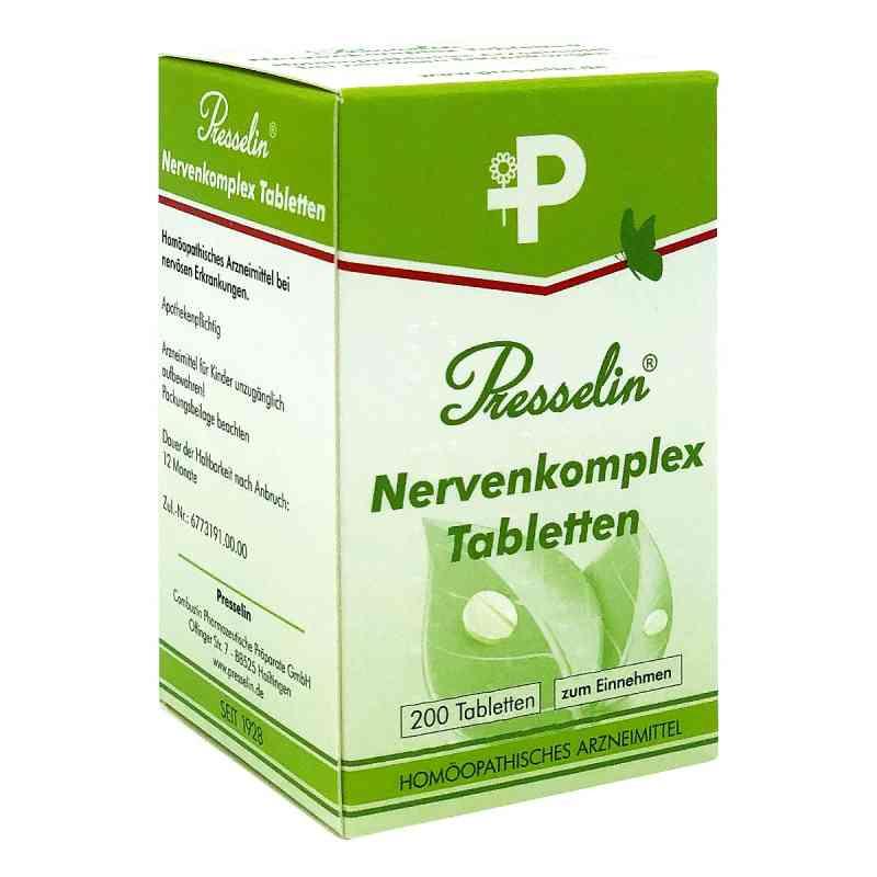 Presselin Nervenkomplex Tabletten  bei Apotheke.de bestellen