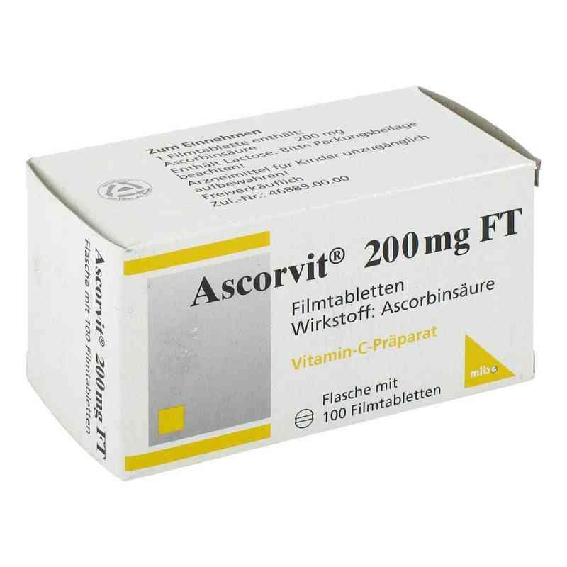 Ascorvit 200 mg Ft Filmtabletten  bei Apotheke.de bestellen