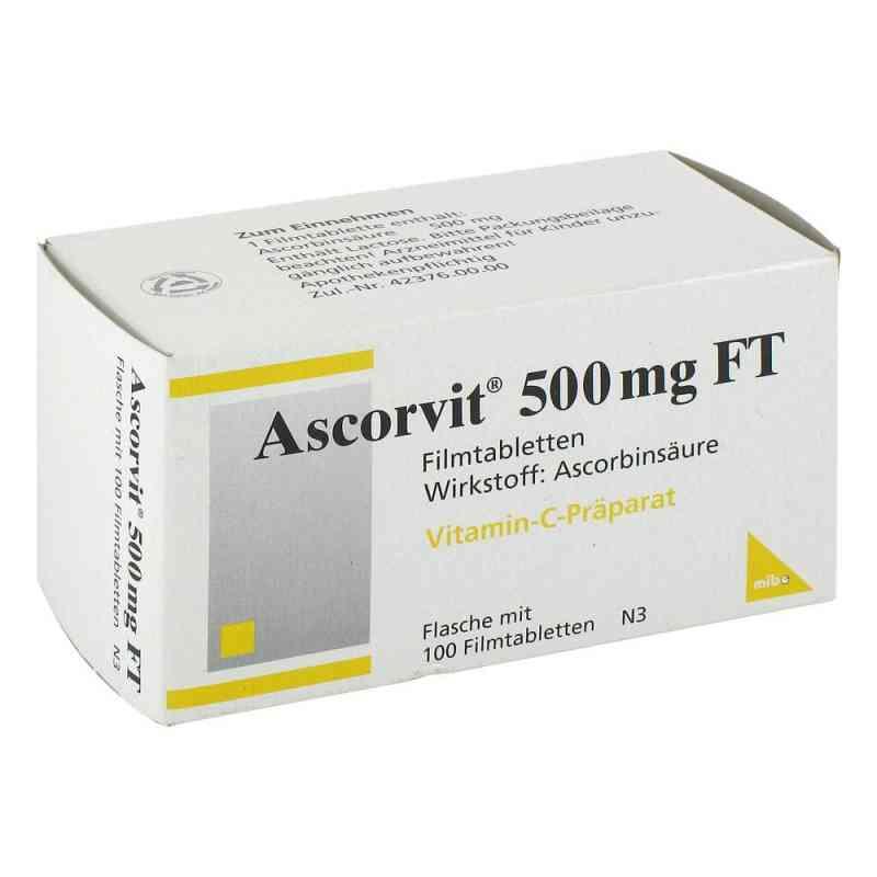 Ascorvit 500 mg Ft Filmtabletten  bei Apotheke.de bestellen