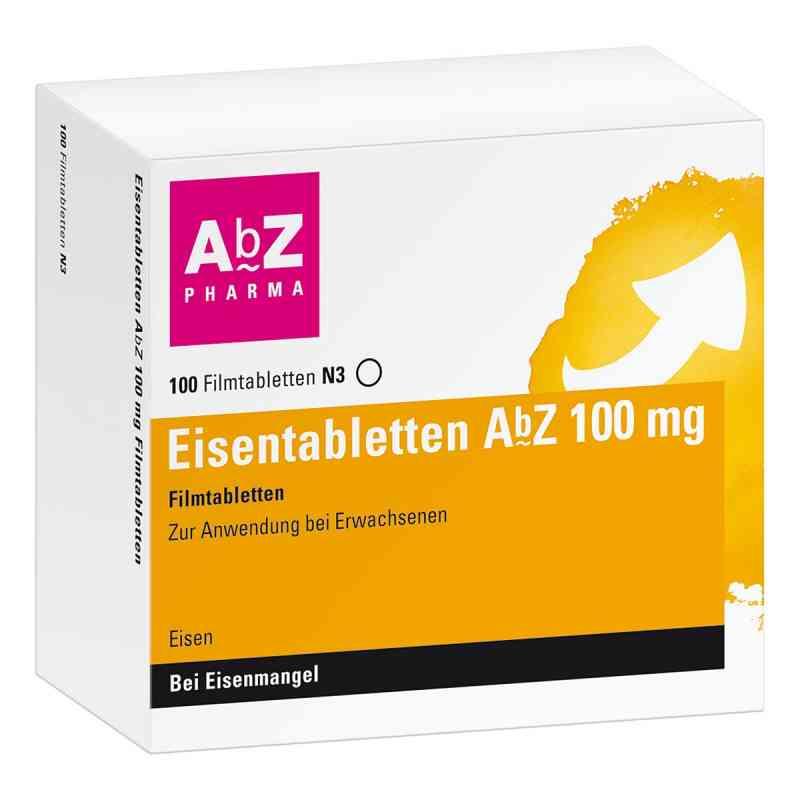 Eisentabletten AbZ 100mg  bei Apotheke.de bestellen