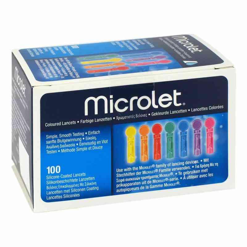 Microlet Lanzetten  bei Apotheke.de bestellen