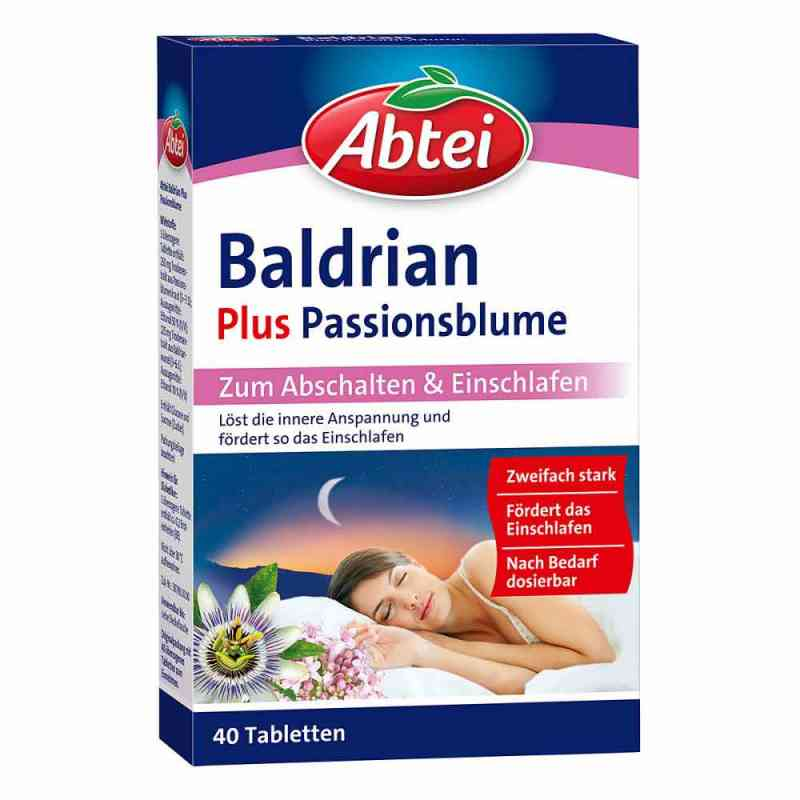 Abtei Baldrian Plus Passionsblume  bei Apotheke.de bestellen