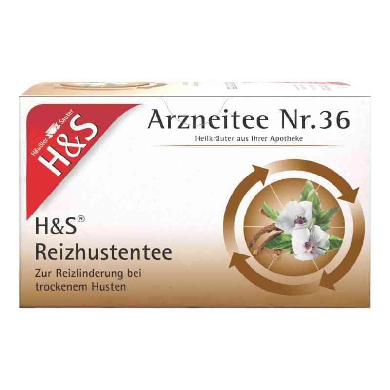 H&s Reizhustentee Filterbeutel  bei Apotheke.de bestellen