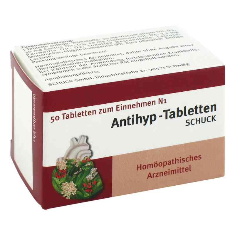 Antihyp Tabletten Schuck  bei Apotheke.de bestellen