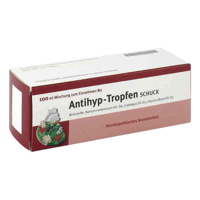 Antihyp Tropfen Schuck  bei Apotheke.de bestellen