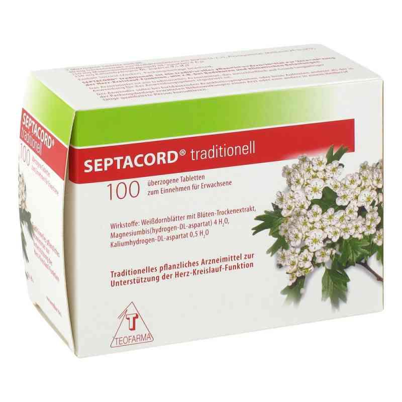 Septacord traditionell überzogene Tabletten  bei Apotheke.de bestellen