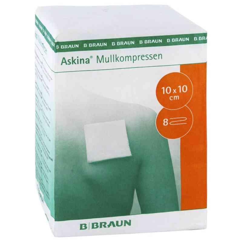 Askina Mullkompressen 10x10 cm unsteril  bei Apotheke.de bestellen