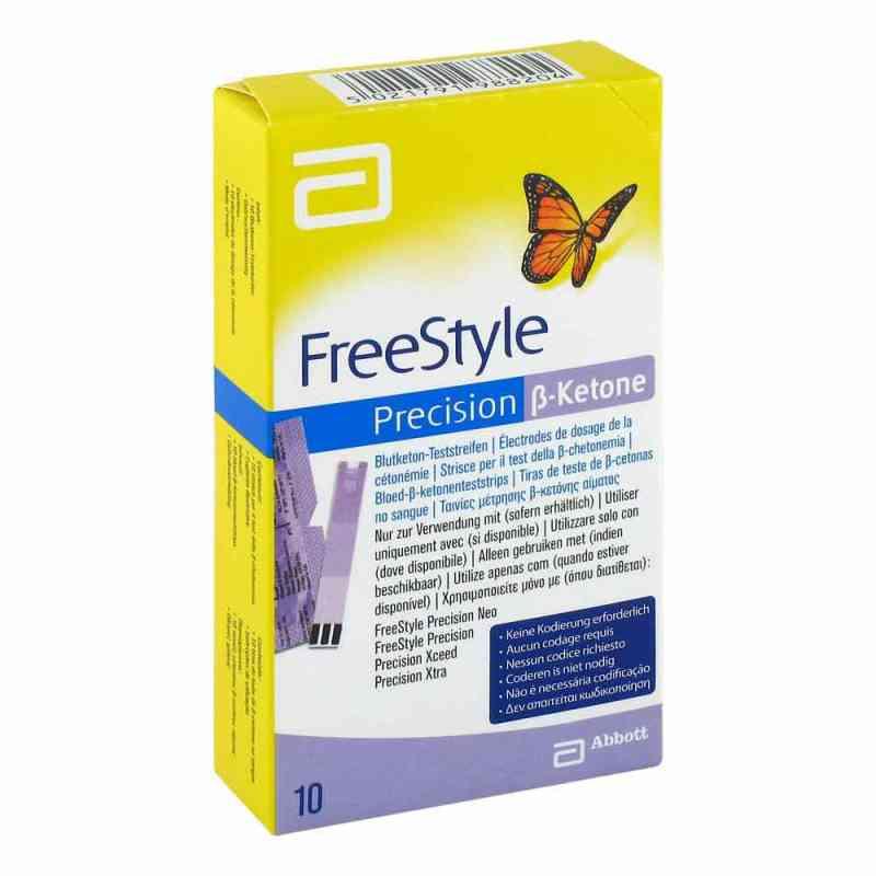 Freestyle Precision Beta Ketone Blutketon Teststr.  bei Apotheke.de bestellen