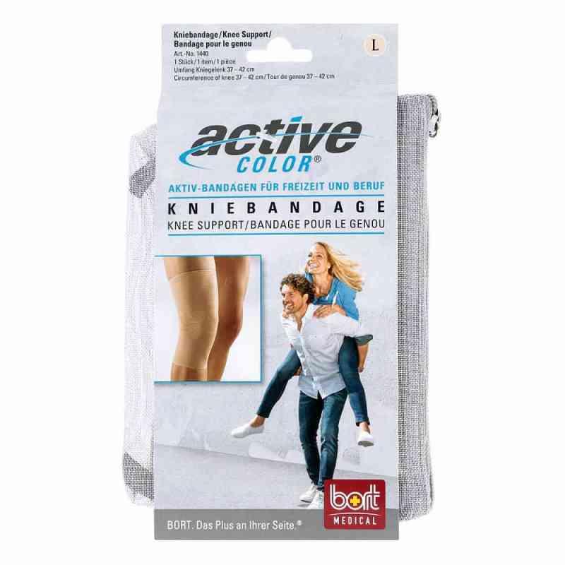 Bort Activecolor Kniebandage large haut  bei Apotheke.de bestellen