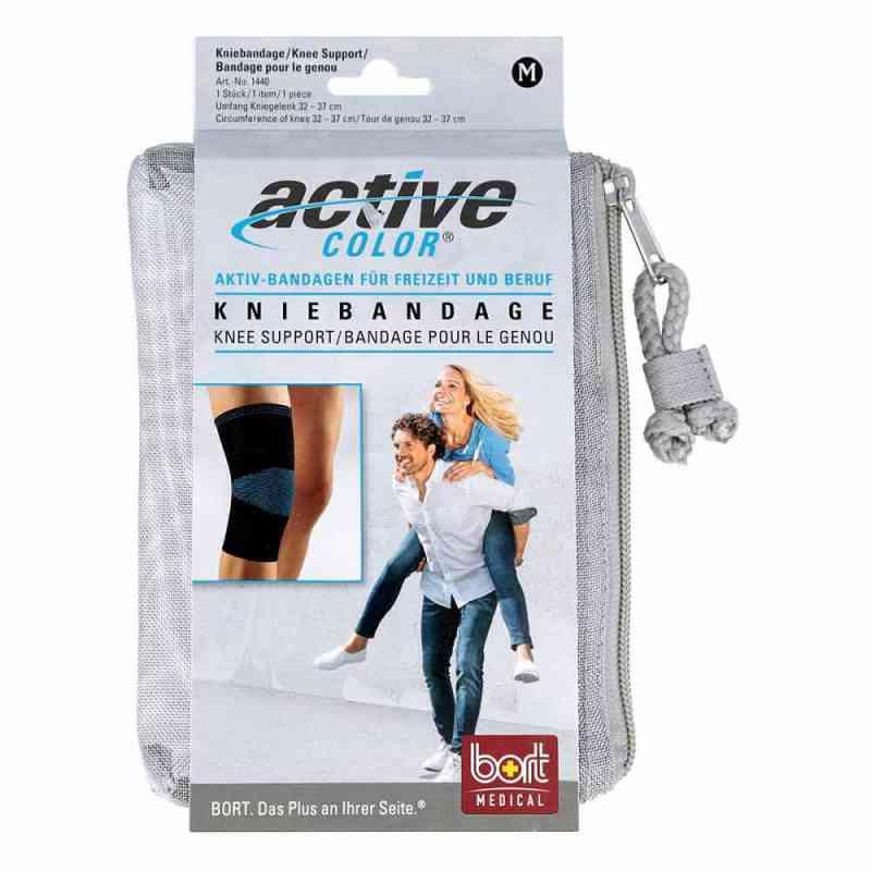 Bort Activecolor Kniebandage medium schwarz  bei Apotheke.de bestellen