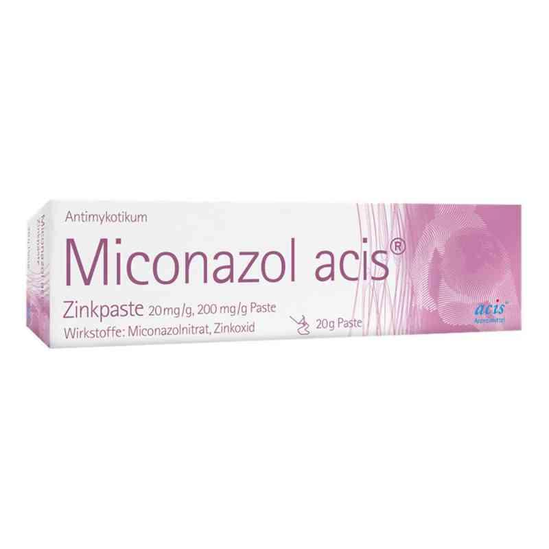 Miconazol acis Zinkpaste  bei Apotheke.de bestellen