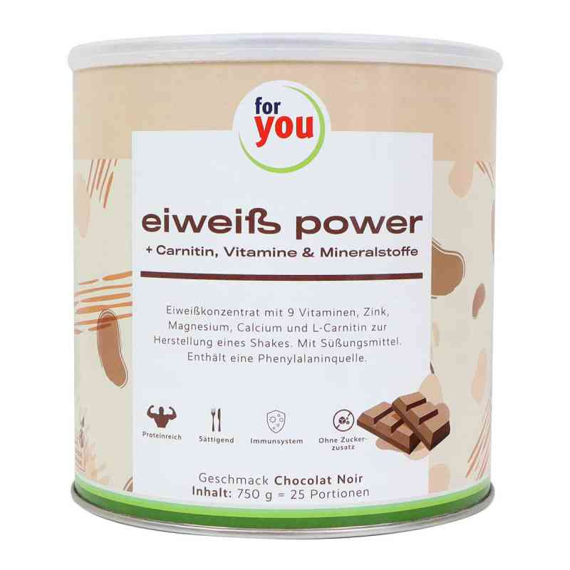 For You Eiweiss Power Schoko  bei Apotheke.de bestellen