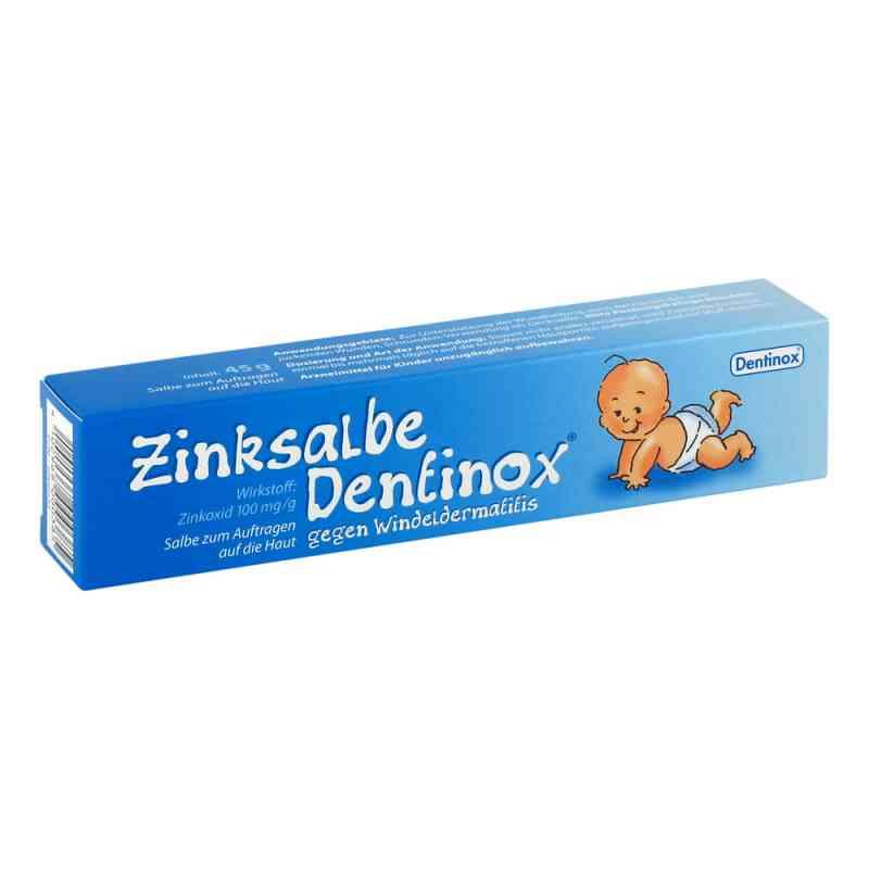 Zinksalbe Dentinox  bei Apotheke.de bestellen