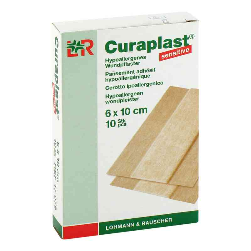 Curaplast sensitive Wundschn.verband 6x10cm  bei Apotheke.de bestellen