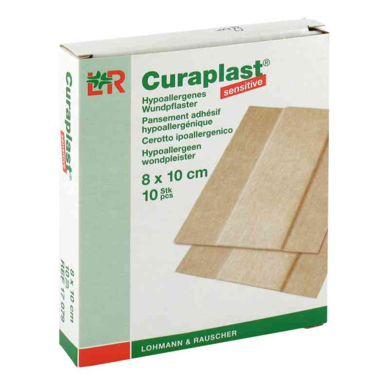 Curaplast sensitive Wundschn.verband 8x10cm  bei Apotheke.de bestellen