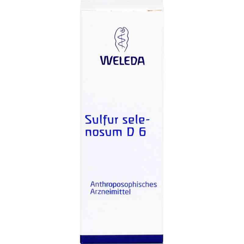 Sulfur Selenosum D6 Trituration  bei Apotheke.de bestellen