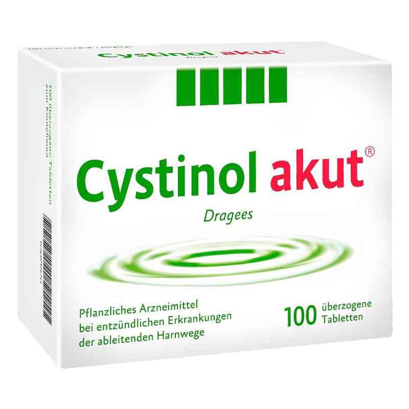 Cystinol akut Dragees  bei Apotheke.de bestellen