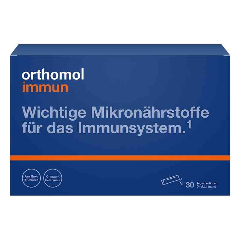 Orthomol Immun Direktgranulat Orange  bei Apotheke.de bestellen