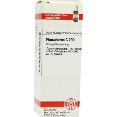 Phosphorus C200 Dilution  bei Apotheke.de bestellen