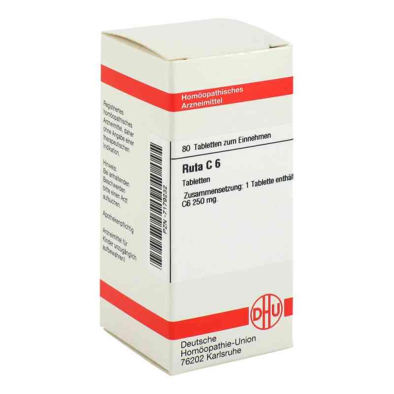 Ruta C6 Tabletten  bei Apotheke.de bestellen