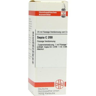 Sepia C200 Dilution  bei Apotheke.de bestellen