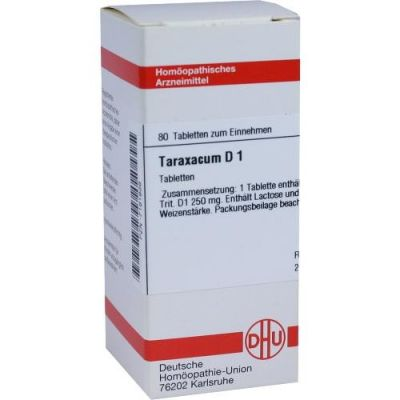 Taraxacum D1 Tabletten  bei Apotheke.de bestellen