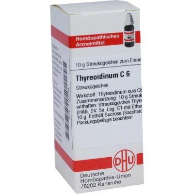 Thyreoidinum C 6 Globuli  bei Apotheke.de bestellen
