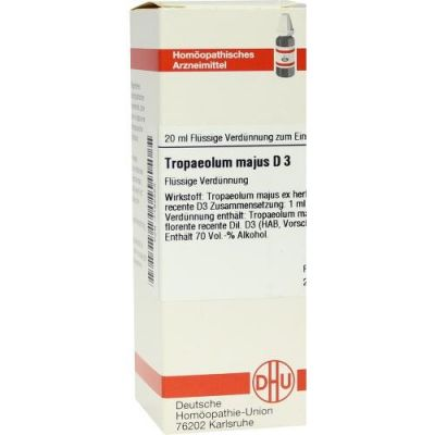 Tropaeolum Majus D3 Dilution  bei Apotheke.de bestellen