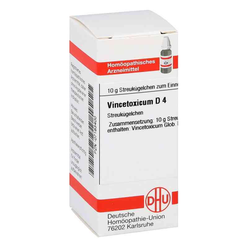 Vincetoxicum D 4 Globuli  bei Apotheke.de bestellen