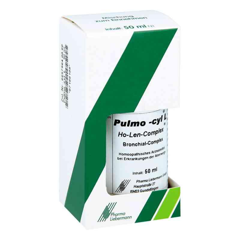 Pulmo Cyl L Ho Len Complex Tropfen  bei Apotheke.de bestellen