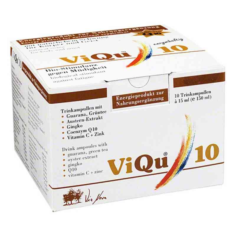Viqu 10 Ampullen  bei Apotheke.de bestellen