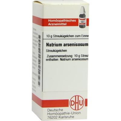 Natrium Arsenicosum D 12 Globuli  bei Apotheke.de bestellen