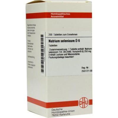 Natrium Selenicum D6 Tabletten  bei Apotheke.de bestellen